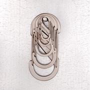 Nite Ize S-Biner #2 - Stainless Steel