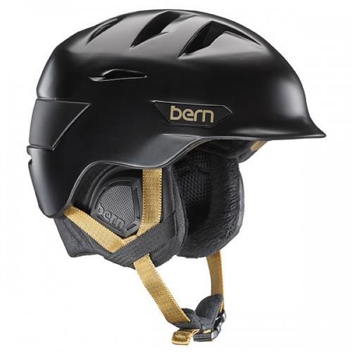 Women's Hepburn (Satin Black) Helmet