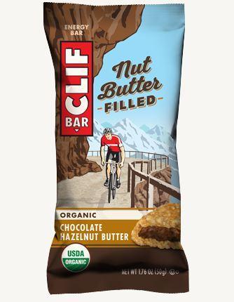 Clif Nut Butter Filled Bar - Chocolate Hazelnut Butter