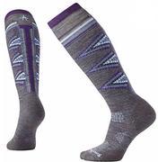 Women's PhD Ski Light Pattern Socks