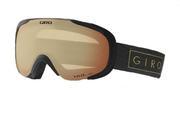 Field Goggle - Black Gold Bar / Vivid Copper/Vivid Infrared