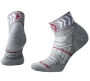 Women's PhD Outdoor Light Pattern Mini Socks