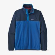 Micro D Snap-T Fleece Pullover