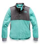Girls' Mountain Sweatshirt ¼ Snap