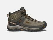 Targhee III Waterproof Mid - Black Olive/Golden Brown