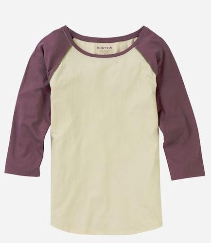 Women's Burton Caratunk Raglan T- Shirt