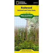 Redwood National And State Parks Trail Map