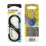 S-BINER SLIDELOCK #3- STAINLESS STEEL