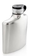 Glacier Stainless 6oz Hip Flask