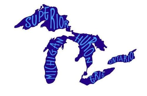 Great Lakes Homes Sticker