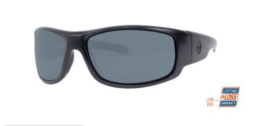 Torrent Raven/Colorblast Grey Sunglasses
