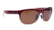 Nomad Caramel Fade/Colorblast Brown Sunglasses