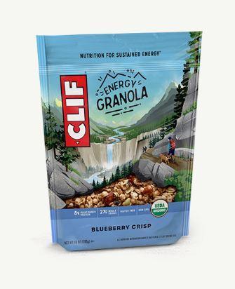 Clif Energy Granola - Blueberry Crisp