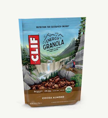 Clif Energy Granola - Cocoa Almond