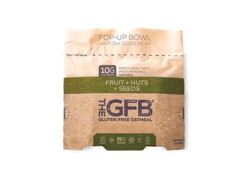 Fruit, Nut, And Seed Oatmeal
