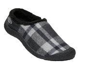 Women's Howser Slide (Black Plaid/Black)