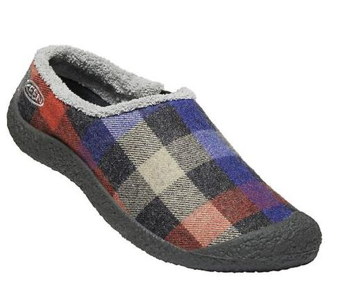 Women's Howser Slide (Multi Plaid/Raven)