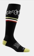 Alpenglow Over-The-Calf Light Sock