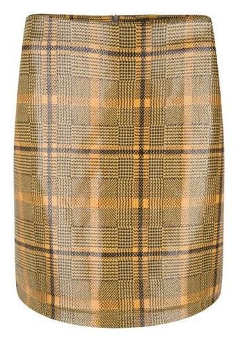 Women's Plaid Skirt