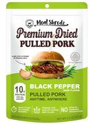 Black Pepper Sage Pulled Pork