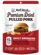 Spicy Sriracha Pulled Pork