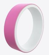 Women's Switch Fucsia and White Silicone Ring