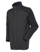 Furguson Zephal Z-tech Waterproof Melange Stretch Woven Car Coat