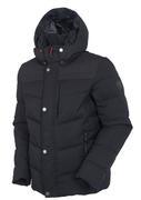Asher Waterproof Quilted Stretch Short Coat