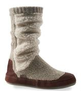 Women's Slouch Boot Slipper Socks