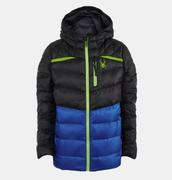Boy's Timeless Hoodie Synthetic Down Jacket