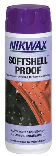 Nikwax Softshell Proof Spray On - 10 Oz