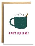 Holiday Cocoa Card