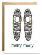 Merry Merry Card