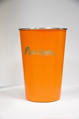 Logo Stainless Pints