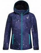 Girl's Ski Print Jacket