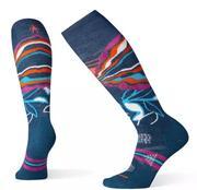 Women's PhD® Ski Medium Pattern Socks