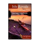 Isle Royale National Park: Foot Trails & Water Routes (2020)