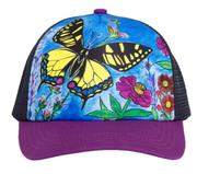 Kids' Swallowtail Trucker