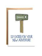 Onward Card