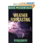 Weather Forcasting - Michael Hodgson