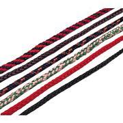 Shoelace Bulk Round - Brown/Black/Lodden
