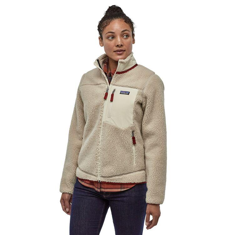 Women's Classic Retro-X Fleece Jacket