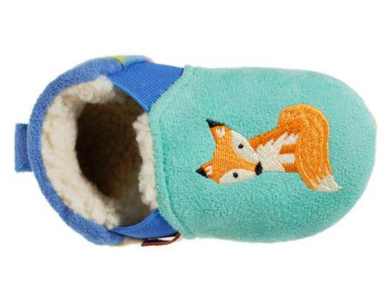 Acorn Toddler's Easy-On Moc Slippers